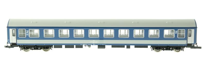 Roco 64195 Személykocsi szett Meridian Express #1, MÁV/DR IV