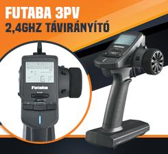 Futaba Megatech 3PV