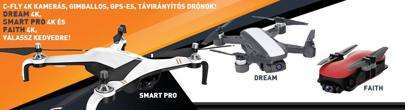 C-Fly drónok