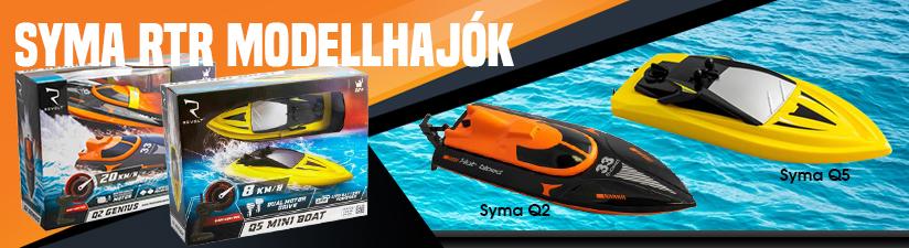 Syma modellhajók