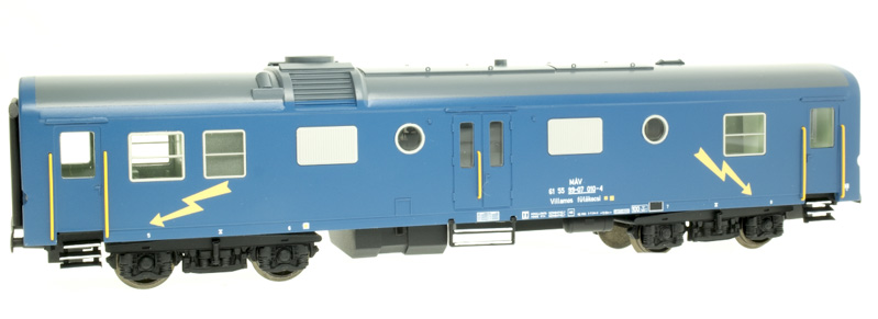 Digitools villamos fűtőkocsi (Rezsó)