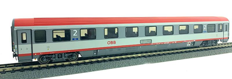 ACME 52548 Személykocsi 2.o. Bmpz (ex-Amz) termes, ÖBB VI