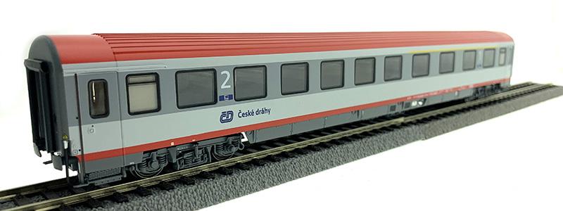 ACME 52760 Személykocsi 1/2.o. ABmz, fülkés, CD VI
