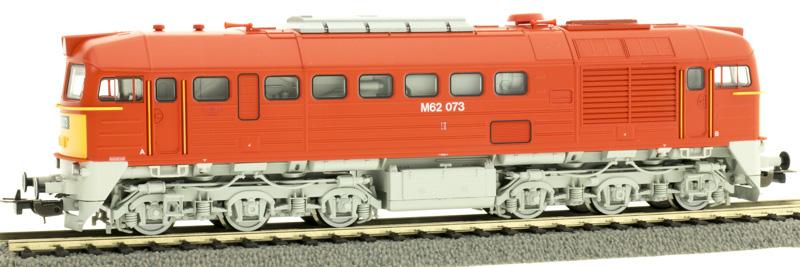 PIKO 52810 Dízelmozdony M62 073 Szergej, MÁV V
