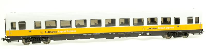 Piko 59666 Személykocsi 2.o. Bpmz, termes, IC, DB Lufthansa IV