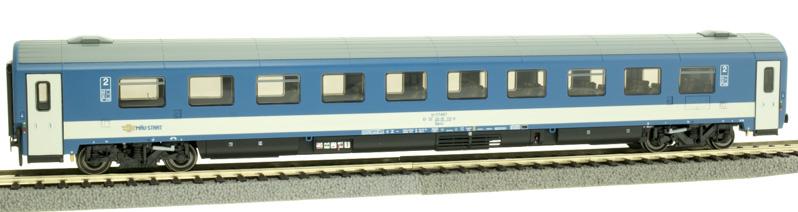 ACME 52072 Személykocsi 2.o. Bpmz termes, EuroCity, MÁV H-Start VI