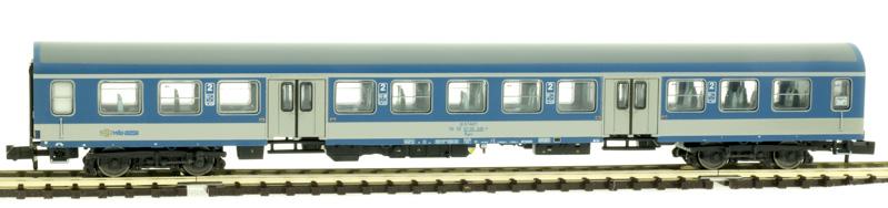 Brawa 65141 Személykocsi 2.o. Byee, Halberstadt, MÁV-Start VI
