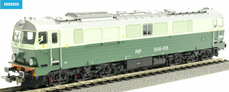 Piko 52860 Dízelmozdony SU46 039, PKP IV