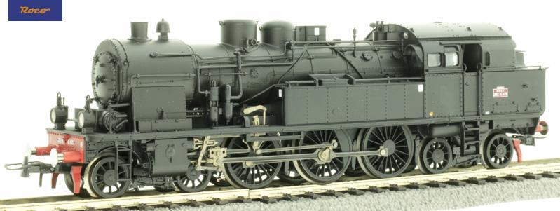 Roco 72166 Gőzmozdony 232 TC, SNCF III