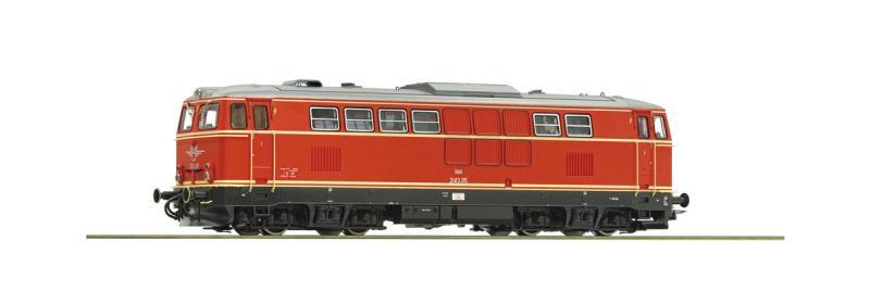 Roco 73901 Dízelmozdony Rh 2143.05, ÖBB IV, hangdekóderrel