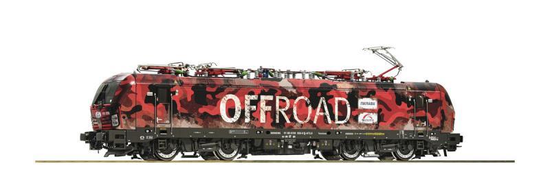 Roco 73104 Villanymozdony BR 193 555-0 Vectron, Offroad, TX Logistik VI