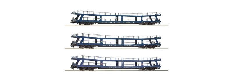 Roco 74097 Autószállító szett Christoforus-Express, DB IV