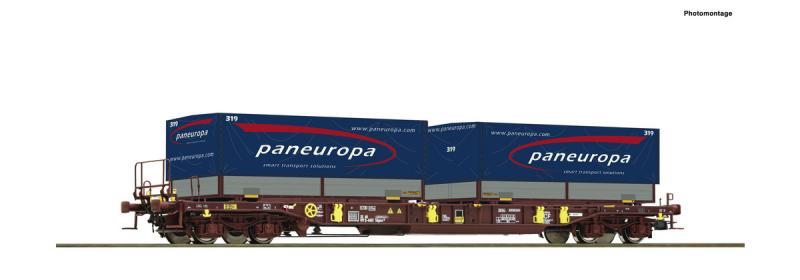 Roco 76226 Zsebeskocsi T3 AAE+Paneuropa