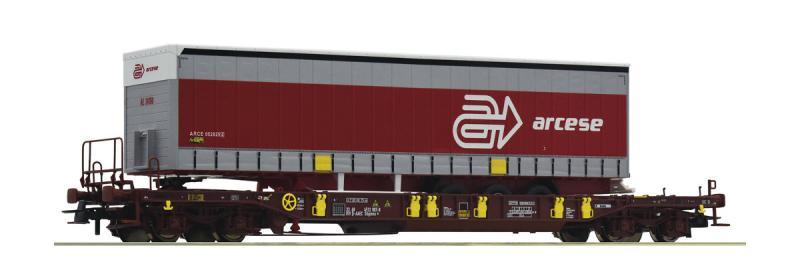 Roco 76227 Zsebeskocsi T3 AAE+Arcese