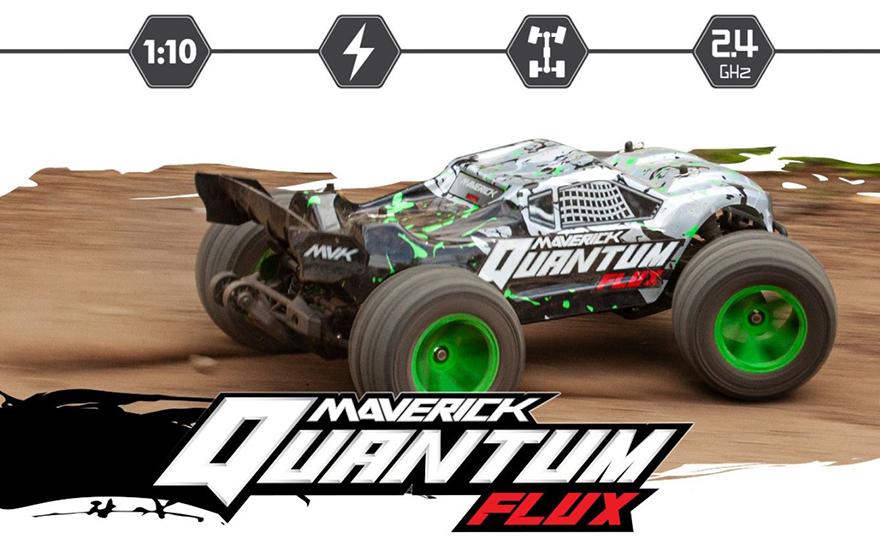 Maverick Quantum XT Flux modellautó
