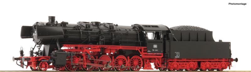 Roco gőzmozdony BR 50 2973, DB III