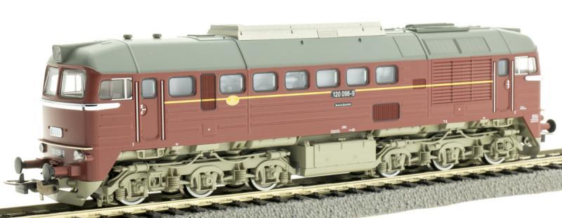 PIKO 52816 Dízelmozdony BR V 200 098-9