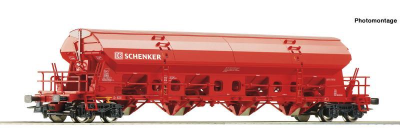 Roco 76414 Szétnyílótetejű kocsi Tadgs, DB Schenker, DB AG VI