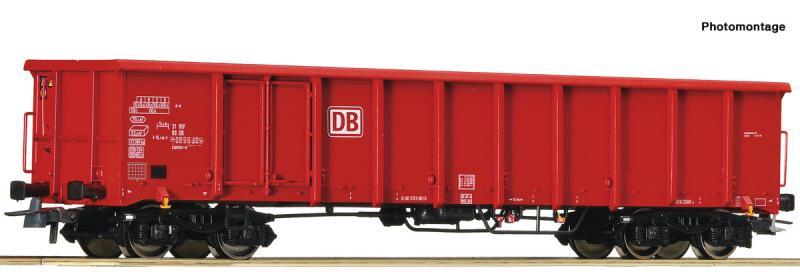 Roco 76940 Nyitott teherkocsi Eanos-x, DB AG V-VI