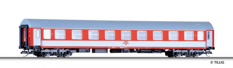 Tillig 16401 Személykocsi 1.o. Adnu, Typ Y/B 70, PKP V
