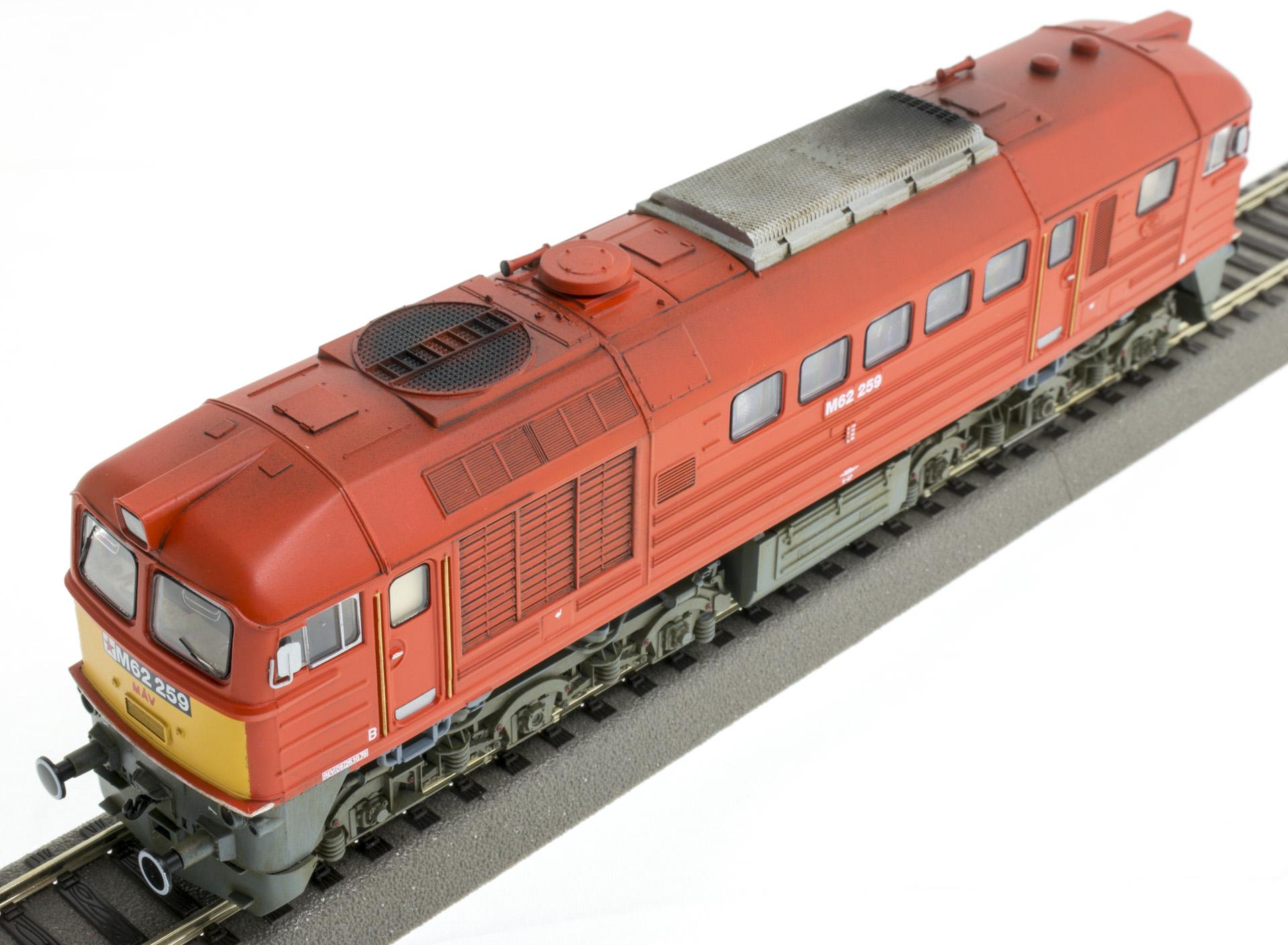 Digitools M62 259 dízel mozdony