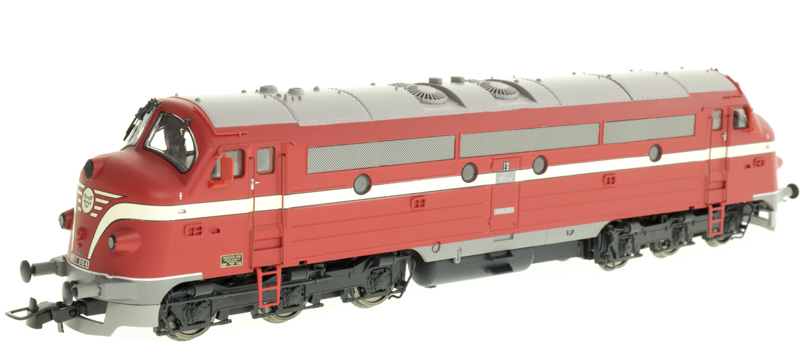 NMJ M61 004 Nohab dízelmozdony