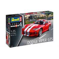 REVELL 07040 Dodge Viper GTS 1/24