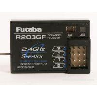 Futaba Vevő R203GF 2,4GHz HV