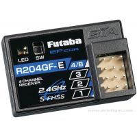 Futaba R204GF vevő