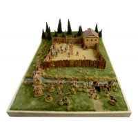 Italeri 6180 THE LAST OUTPOST French and Indian War 1754-1763