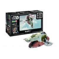 Revell 05678 Slave I-40th Anniversary The Empire strikes back 1:88