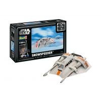 Revell 05679 Snowspeeder-40th Anniversary The Empire Strikes Back 1:29