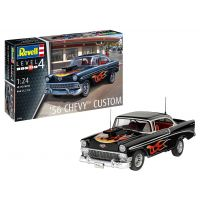 07663 - '56 Chevy Customs