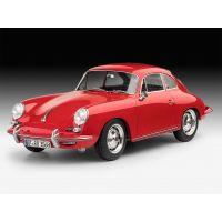 Revell 07679 Porsche 356 Coupe (Easy Click)