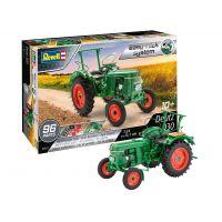 07821 - Deutz D30 traktor