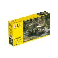 Heller 79996 GMC CCKW 353 Katonai jármű