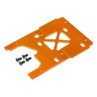 HPI 105896 ENGINE PLATE 2.5mm (7075/narancs)