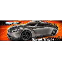 HPI Sprint 2 Sport Nissan GT-R R35