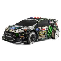 HPI 117410 KEN BLOCK GYMKHANA FORD FIESTA ST RX43 PAINTED BODY (WR8)