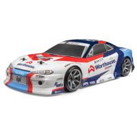 HPI 120097 RS4 SPORT 3 DRIFT WORTHOUSE JAMES DEAN NISSAN S15