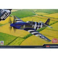 Academy 12303 1/48 P-51B  Anniv. 70 Normandy Invasion