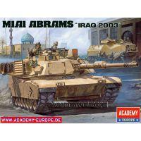 Academy 13202 M1A1 Abrams Iraq 2003