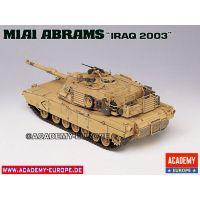 Academy 13202 M1A1 Abrams harckocsi,  Iraq 2003