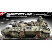 Academy 13229 1/35 GERMAN KINGTIGER LAST PRODUCTION