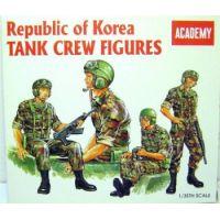 Academy 13251 R.O.K. harckocsi személyzet (Koreai Köztársaság, Dél-Korea)