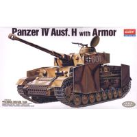 Academy 13233 Panzer IV H W/Armor
