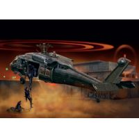 Italeri 1328 UH-60 Black Hawk Night Raid