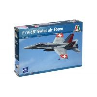 Italeri 1385 F/A-18 SWISS AIR FORCE