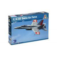 Italeri 1385 F/A-18 SWISS AIR FORCE