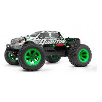 MAVERICK Quantum MT Flux 1/10 4WD Monster Truck - ezüst